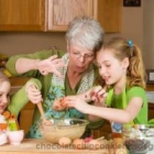 Simple Chocolate Chip Cookie Recipe for Children